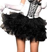 ミニスカート ブラック ハロウィン コスチューム
