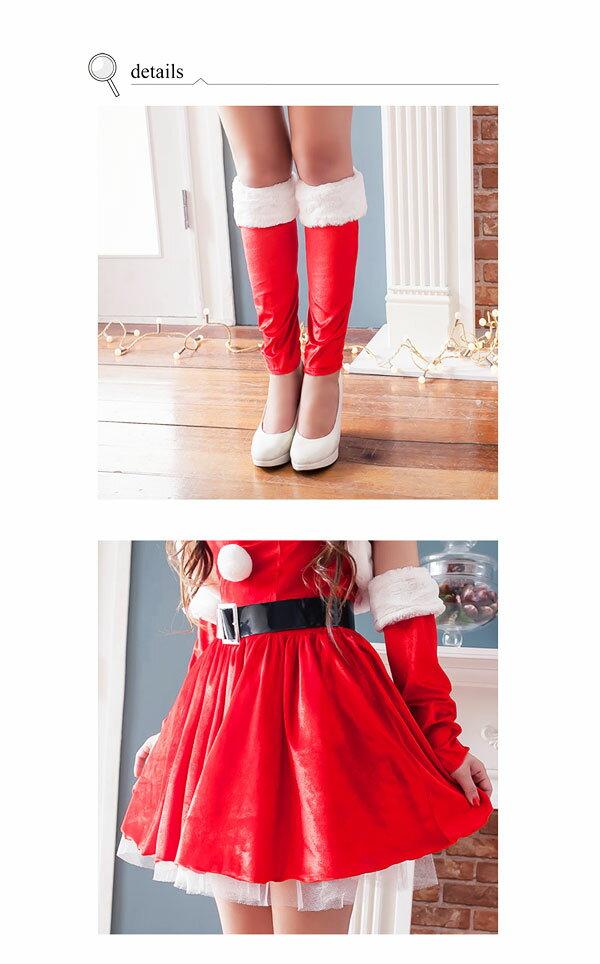 サンタコスプレクリスマスコスチューム衣装セクシーファー付き定番サンタコスプレ赤costumecosplay大人サンタコスプレ激安通販コスプレ衣装クリスマスサンタクロース