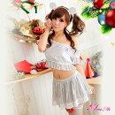 サンタコスプレコスチューム衣装