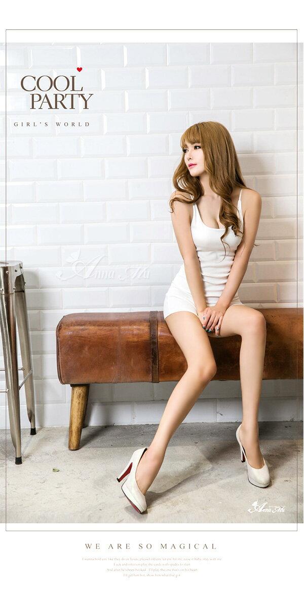 セクシーワンピース【ボディコン】ミニワンピキャミソールレディースタイト衣装大きいサイズ衣装エロ夏z1991