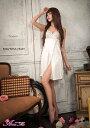 セクシー ルームウェア ネグリジェ キャミソール 部屋着 sexy lingerie 夏 春 ワンピース 可愛い ナイトウェア 大きいランジェリー スリップ ロング 2