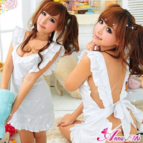 コスプレ裸エプロンメイド服コスプレ衣装メイドハロウィンコスチューム仮装