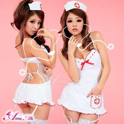 コスプレ ナース ナース服 セクシー 看護婦 コスチューム 白衣 ミニワンピース コスプレ衣装 大...