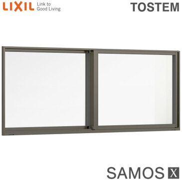 樹脂アルミ複合サッシ 引き違い窓 18609 W1900×H970 LIXIL サーモスX 半外型 トリプルガラス/ダブルLow-Eガラス (クリプトンガス入・アルゴンガス入)