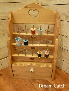 [カントリー雑貨]スプールスタンド(糸立て)【送料無料】ミシン 縫い物 洋裁[完成品]