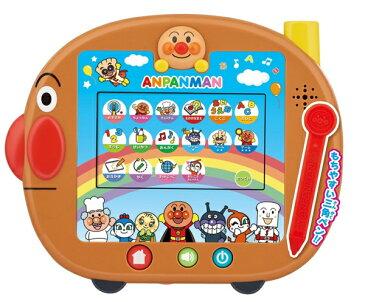 アンパンマン おもちゃ 男の子 女の子 1歳半 1歳6ヶ月 2歳 3歳 4歳 5歳 すくすく知育パッド ひらがな 数字 英語 音楽 おべんきょう 知育玩具
