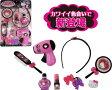 キティちゃん ヘアメイクセット ピンク&ブラック おままごと ハローキティ サンリオ おもちゃ・知育玩具