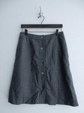 アーペーセー APC ウール混スカート 36【中古】【12G71】【高価買取中】【店頭受取対応商品】