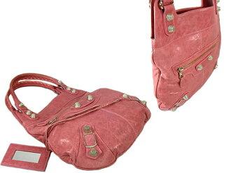 BALENCIAGA balenciaga hand back pink