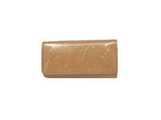 Louis Vuitton Vernis key case four for multicore 4 M 91358 LOUIS VUITTON