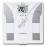 タニタ 内臓脂肪チェック付き 体脂肪計 メタボスキャン ホワイト TF-206-WH ホワイト【新品】