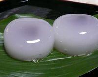 涼しげな夏の和菓子!!近頃人気です。近年人気の和菓子■水まんじゅう手作りセット■   『...