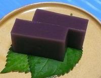 情報ライブ ミヤネ屋で紹介されました!夏の定番和菓子を簡単手作り!■水ようかん手作りセット(こしあん)■