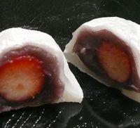 「手作りよ!」って自慢しちゃいましょ!!春の和菓子 フルーツ大福で楽しめます!スマステー...