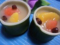 フルーツ水ようかんに