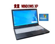 いまさらですがWINDOWSXP搭載XPなら最強レベル富士通FMV-A531高速CPUCoreI52.50GWINDOWSXPソフトに最適メモリー2.0G160GDVD(英語版XP変更可)【中古