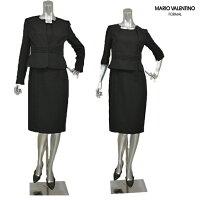マリオヴァレンティーノブラックフォーマルレディース婦人服喪服礼服通販アンサンブル