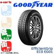 GOODYEAR EfficientGrip ECO EG01 155/80R13 (グッドイヤー エフィシェントグリップ エコ EG01) 国産 新品タイヤ 2本価格