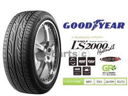 【国産メーカー4本価格】GOODYEAREAGLELS2000Hybrid2225/40R18日本製造メーカーのトーヨータイヤ