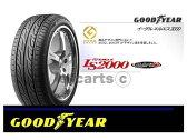 【国産メーカー4本価格】GOOD YEAR EAGLE LS2000 195/45R15日本製造メーカーのグッドイヤー
