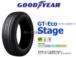 【国産メーカー1本価格】GOODYEARGT-EcoStage215/45R17日本製造メーカーのグッドイヤー