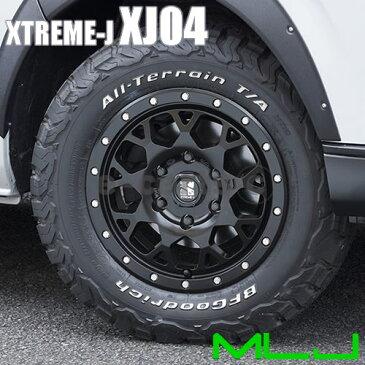 送料無料 MLJ エクストリームJ XJ04 165/55R15 TOYO DRB 4本SET クロカン ekカスタム キャスト