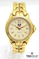 【TAGHEUER】タグホイヤーセル腕時計クォーツ504.713M【】
