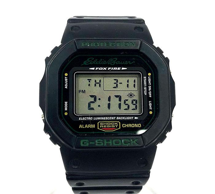 腕時計, メンズ腕時計 Eddie BauerG-SHOCK DW-5600VT RM3280