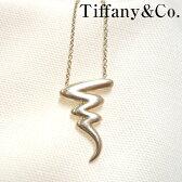【Tiffany & Co】ティファニー スクリブル パロマ・ピカソ ネックレス SV925 シルバー 【中古】
