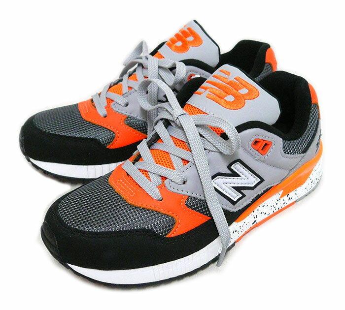 レディース靴, スニーカー new balance 530 ENCAP 23.0cm GRAYORANGE W530PSC ON3360