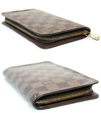 differently 1ed70 e8ed9 LOUIS VUITTON】ルイヴィトンダミエ エベヌポルトモネ ...