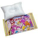 トロピカル〜ジュ!プリキュア 枕 まくら カバー付き 28×39cm 枕本体 ポリエステル100%