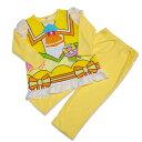送料無料 トロピカル〜ジュ!プリキュア 光る!変身パジャマ キュアパパイヤ 100cm 110cm 120cm対応 長袖パジャマ