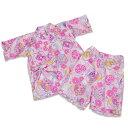 送料無料 トロピカル〜ジュ!プリキュア 光る甚平 パジャマ 100cm 110cm 120cm展開 半袖パジャマ