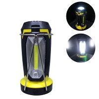 アウトドアに!Maverick ランタン 懐中電灯 3COB+LEDライト
