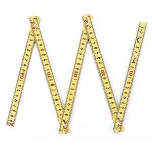 シンワ測定 グラスファイバー製 折尺 5折 NO.78605 メール便