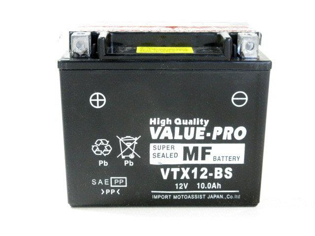 バイク用品, バッテリー  VTX12-BS 250 SEEXMF04 MF03 YTX12-BS FTX12-BS DTX12-BS