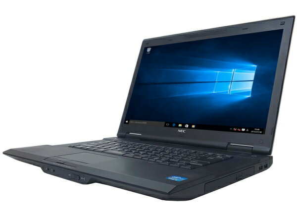 パソコン, ノートPC  Windows10N119AwLAN NEC VX-G (Core i5 3230M 2.6GHz 4GB 320GB DVD-ROM Windows10 Pro 64bit)