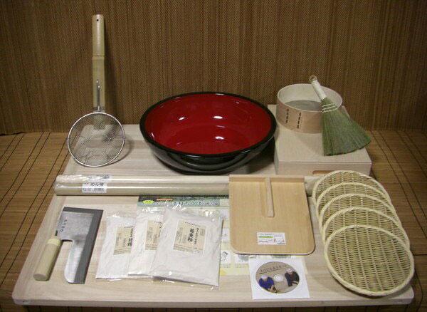 產品詳細資料,Japan Yahoo on behalf of the standard|Japanese shopping service|Japanese wholesale-ibuy99|新登場!               山桜梅SP(蕎麦打ちセット) オフィス木村it21