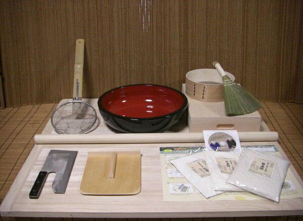 產品詳細資料,Japan Yahoo on behalf of the standard|Japanese shopping service|Japanese wholesale-ibuy99|新登場!               L判 蜩DX(蕎麦打ちセット) オフィス木村it21