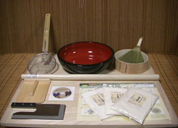 產品詳細資料,Japan Yahoo on behalf of the standard|Japanese shopping service|Japanese wholesale-ibuy99|新登場!               M判 蜩(蕎麦打ちセット) オフィス木村it21