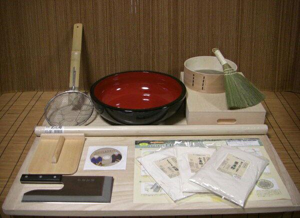 產品詳細資料,Japan Yahoo on behalf of the standard|Japanese shopping service|Japanese wholesale-ibuy99|新登場!               M判 蜩DX(蕎麦打ちセット) オフィス木村it21