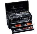 新品 スーパーツール S7000DX 工具セット 62点 三段引出式