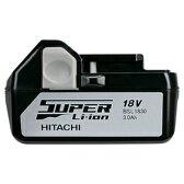 日立 電池 BSL1830 リチウムイオン バッテリー 18V 3.0Ah純正品HITACHI