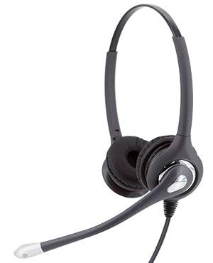 GENETIVEHD036NDW固定電話ヘッドセット、コールセンターヘッドセット、業務用ヘッドセット、ビジネスフォンヘッドセット、アンプなしで接続タイプ、電話子機ヘッドセット、ビジネスホン、NTT、サクサ、パナソニック、ナカヨ、Cisco