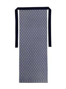 [江戸てん]越中褌(ふんどし)日本製 綿100% 手ぬぐい柄 おしゃれ 和柄 メンズ 男性用フリーサイズ 青海波(紺紐)