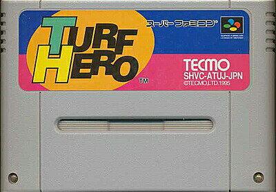 スーパーファミコン, ソフト SFC TURF HERO ()