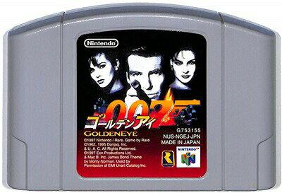 テレビゲーム, NINTENDO 64 N64 007
