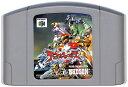 N64 デュアルヒーローズ (ソフトのみ) 64 ソフト【中古】