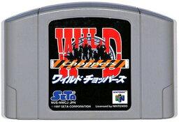 N64 ワイルドチョッパーズ (ソフトのみ) 64 ソフト【中古】